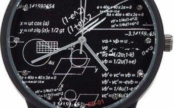 Pánské hodinky pro matematiky - 5 variant