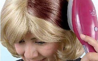 Kartáč pro snadné barvení vlasů