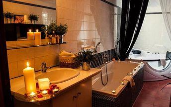 Romantický wellness pobyt v Novém Boru