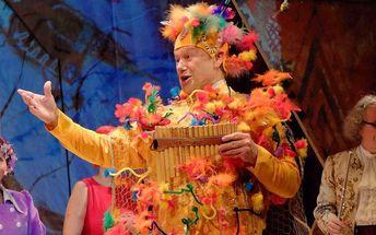 """Vstupenka na představení """"Sežeňte Mozarta!"""""""