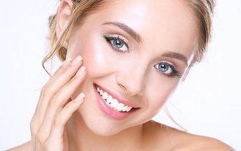 60minutová kosmetická procedura s ošetřením Face-Biostimul v Institutu Medi Line v Praze