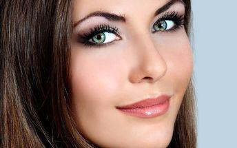 15fázové kosmetické ošetření pleti