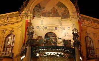 Koncert Vivaldi - Čtvero ročních dob v Grégrově sálu Obecního domu. Koncert mistrů klasické hudby.