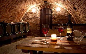 Až 6 dní s neomezenou konzumací vín a polopenzí v hotelu Weiss Lechovice