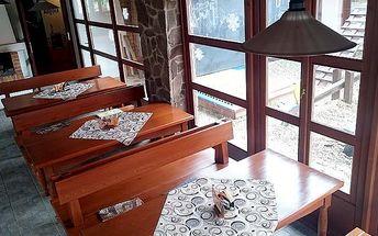 Šumava, hotel Libínské Sedlo: 3-6 dní pro dva s polopenzí, varianty s platností do dubna