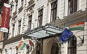Komfortní pobyt v centru Budapešti v 4* hotelu pro dva se snídaní