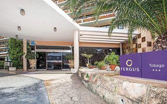 Hotel Fergus Tobago, Španělsko, Baleáry - Mallorca, 6 dní, Letecky, All inclusive, Alespoň 3 ★★★, sleva 21 %, bonus (Levné parkování u letiště: 8 dní 499,- | 12 dní 749,- | 16 dní 899,- , Změna destinace zdarma)