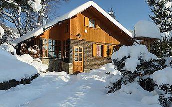Pronájem luxusní chaty Orlí Hnízdo v Beskydech