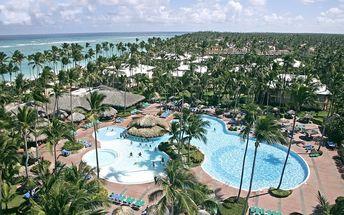 Dominikánská republika - Punta Cana na 8 dní, all inclusive s dopravou letecky z Prahy