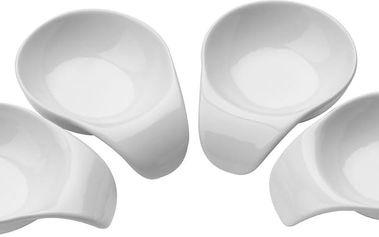 Sada 4 misek Premier Housewares Servinge