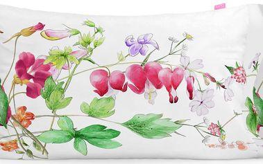 Sada 2 povlaků na polštář The Florist, 50x80 cm