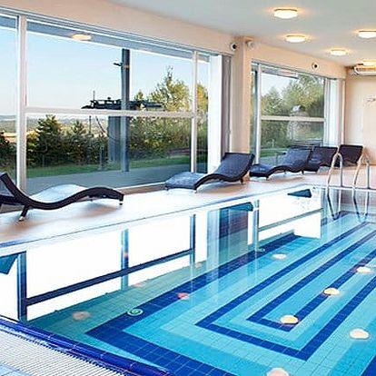 3–6denní pobyt pro 2 s wellness ve středních Čechách v hotelu Monínec***