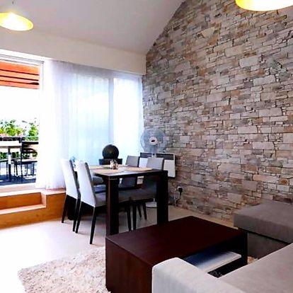 Veget v luxusních apartmánech na Pálavě