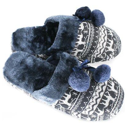 Modern World Dámské papuče s soby