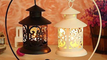 Romantická lucerna