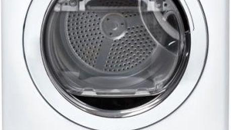 Sušička prádla Candy GVS D913A2-S bílá