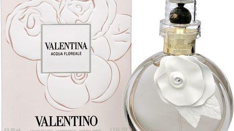 Valentino Valentina Acqua Floreale - toaletní voda s rozprašovačem 80 ml