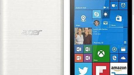 Mobilní telefon Acer Liquid M330 LTE (HM.HTHEU.001) bílý + Voucher na skin Skinzone pro Mobil CZ v hodnotě 399 Kč+ Software F-Secure SAFE 6 měsíců pro 3 zařízení v hodnotě 999 Kč