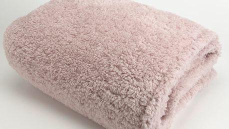Deka Cocoon Pink, 170x130 cm
