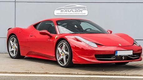Zážitková jízda v Maserati, Porsche, Lamborghini nebo Ferrari - řidič či spolujezdec