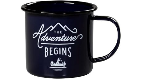 Hrnek Gentlemen's Hardware Enamel Mug Blue, 300 ml