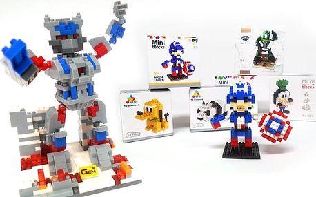Skládací mini puzzle pro děti od 6 let – výběr ze 13 modelů