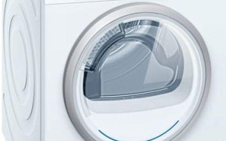 Sušička prádla Siemens WT45H200BY bílá + dárky