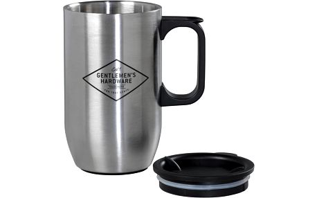 Nerezový cestovní hrnek Gentlemen's Hardware Travel Mug, 450 ml