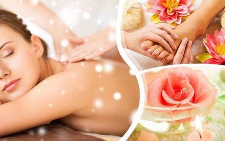 Masáže Miruš Plzeň mají pro vás připravený balíček 3 hodinových masáží šíje, zad, ramen a plosek nohou masážním olejem vysoké kvality.Darujte sobě nebo blízkým zdraví. Na výběr z více vůní.