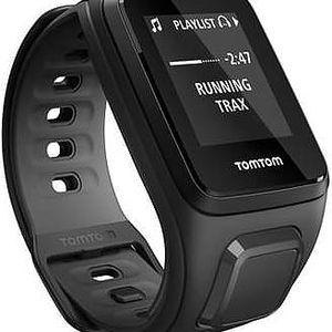 Tomtom Runner 2 (S) (1RE0.001.05) černé (vrácené zboží 8616007110) + Doprava zdarma