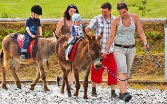 Za zvířátky a wellness na farmu Blaník