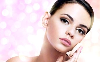 Kompletní kosmetické ošetření s lymfodrenáží