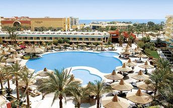 Egypt, Hurghada, letecky na 8 dní s all inclusive