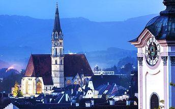Jednodenní adventní zájezd do rakouského Steyru a na průvod čertů pro 1 osobu