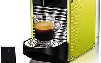 DeLonghi Nespresso Pixie EN125L zelené + Doprava zdarma