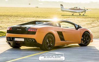 Zážitková jízda v Maserati, Porsche, Lamborghini nebo Ferrari jako řidič či spolujezdec