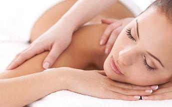 Dárek pro dámy! Lymfatická ruční masáž od zdravotní sestry