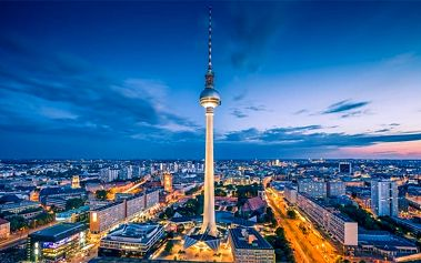 Jednodenní zájezd do Berlína s prohlídkou města pro 1 osobu