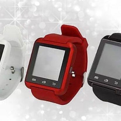 Inteligentní smart hodinky s bluetooth a množstvím moderních funkcí