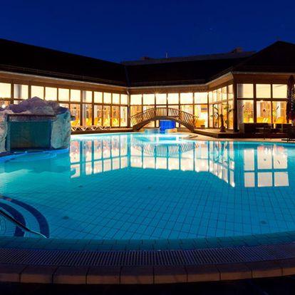 All inclusive pobyt s neomezeným wellness v luxusním hotelu Greenfield Hotel Golf&Spa. Saunový a Spa svět o rozloze 3 500 m2
