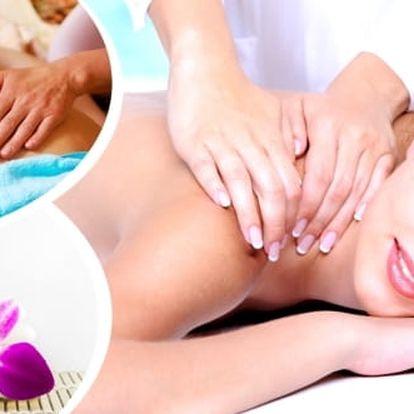 Kupon na slevu! Relaxujte a zároveň ulevte svým bolavým zádům a zatuhlé šíji. V salonu Beauty vás budou hýčkat a pomůžou vám opět k lehkénu pohybu. Najděte si čas na relaxaci v délce 30 nebo 60 minut a budete se cítit jako v novém těle.