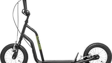 """Yedoo Ox 12"""" černá/zelená + Doprava zdarma"""