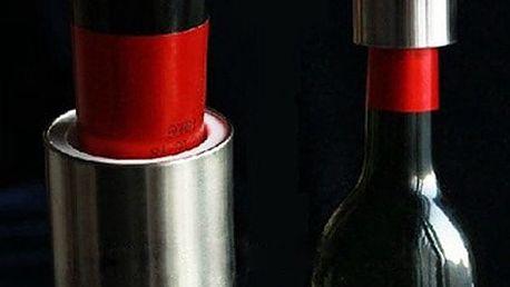 Uzávěr na láhev vína