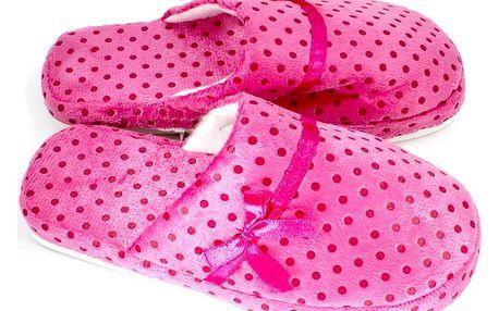 Modern World Dámské papuče puntíkaté