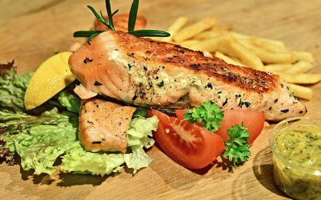 Nové rybí dobroty z bistra Fishway