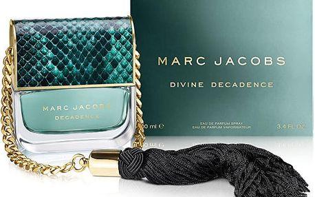Marc Jacobs Divine Decadence - EDP 100 ml + doprava zdarma