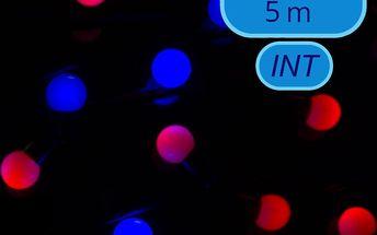 LED světelná dekorace - Perly