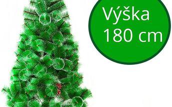 Vánoční strom umělý borovice 180 cm