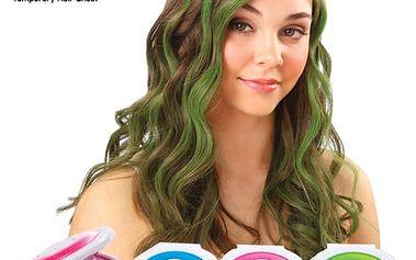 Vlasové barvy Hot Huez - s rychlým aplikátorem.