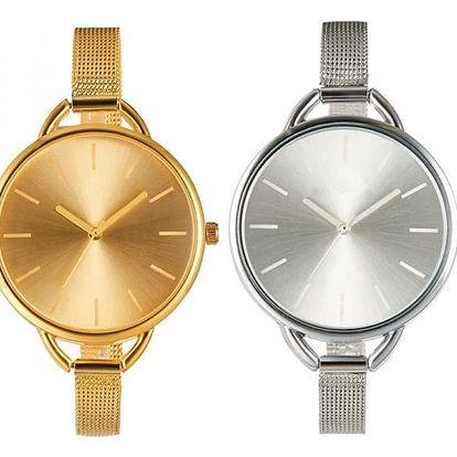 Dámské hodinky s úzkým páskem - 2 varianty